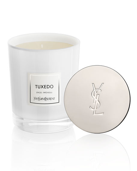 Exclusive LE VESTIAIRE DES PARFUMS Tuxedo Candle