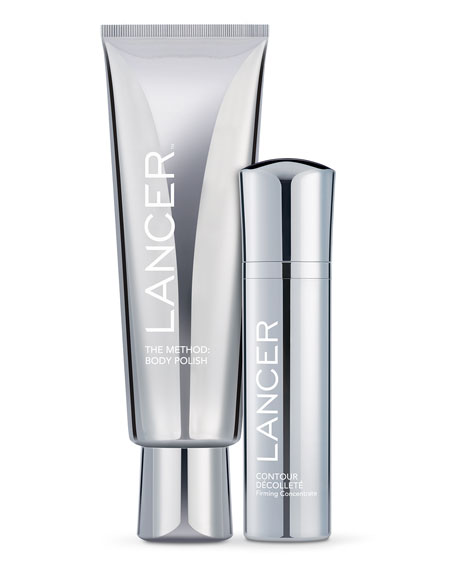 Lancer Limited Edition Body Contour Duo (A $245