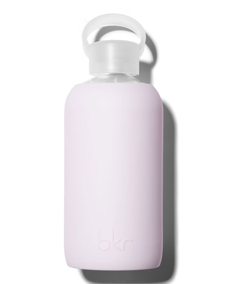 Glass Water Bottle, Lala, 16 oz./ 500 mL