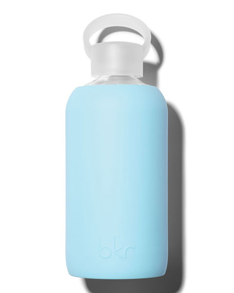 Glass Water Bottle, Birdie, 16 oz./ 500 mL