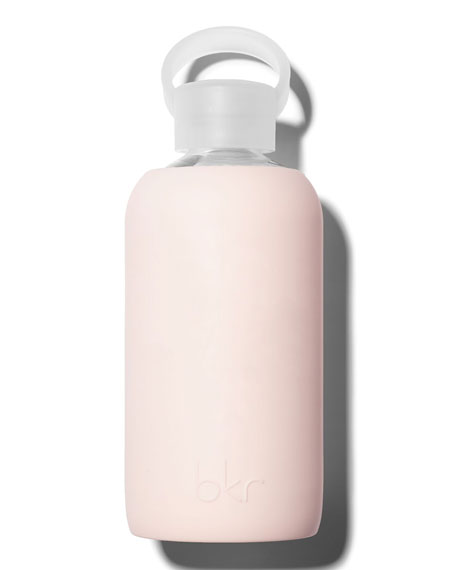 Glass Water Bottle, Tutu, 16 oz./ 500 mL