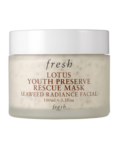 Lotus Youth Preserve Rescue Mask, 3.3 oz./ 100 mL