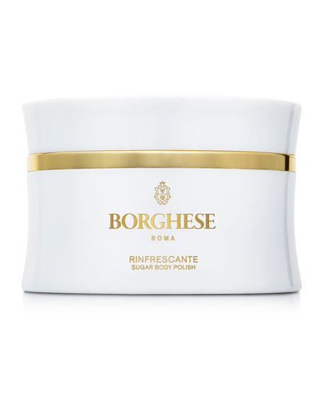 Borghese Rinfrescante Sugar Body Polish, 6.7 oz./ 198