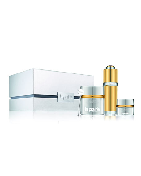 La Prairie Luxurious Radiance Indulgence Set ($1725 Value)