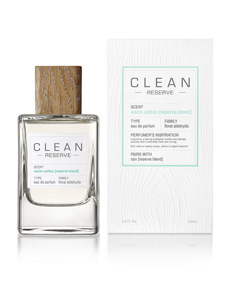 Reserve Blend Warm Cotton Eau de Parfum, 3.4 oz./ 100 mL
