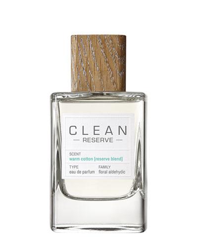 Reserve Blend Warm Cotton Eau de Parfum, 3.4 oz./ 100 mL