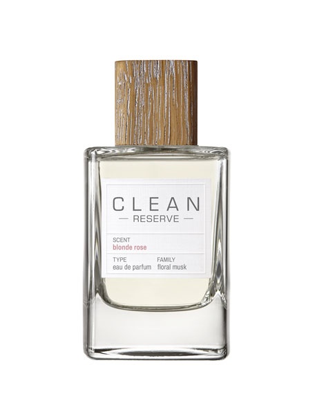 Clean Blonde Rose Eau de Parfum, 3.4 oz./