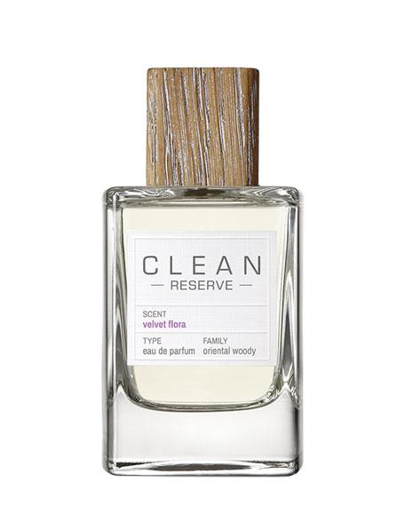 Clean Velvet Flora Eau de Parfum, 3.4 oz./