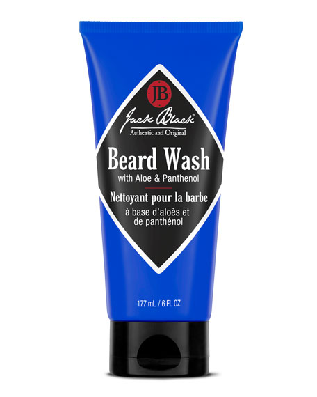 Jack Black Beard Wash, 6.0 oz./ 177 mL