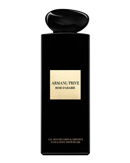 Giorgio Armani Armani Prive Rose D'Arabie Shower Gel,