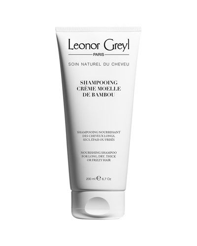 Shampooing Cr&#232me Moelle de Bambou (Nourishing Shampoo for Long  Dry Hair) 7.0 oz./ 200 mL