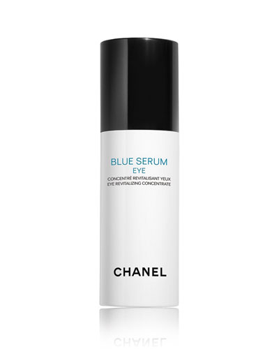 <b>BLUE SERUM EYE &#150; EYE REVITALIZING SERUM</b><br>BLUE SERUM EYE, 0.5 oz./ 15 mL