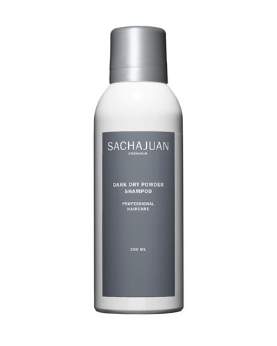 Dark Dry Powder Shampoo, 6.7 oz./ 200 mL