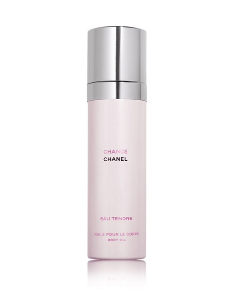 <b>CHANCE EAU TENDRE</b><br>BODY OIL