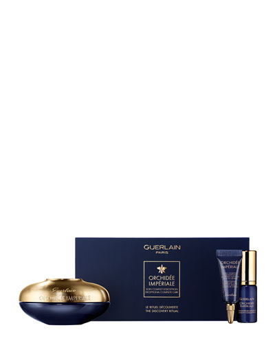 Orchidee Imperiale Cream Set