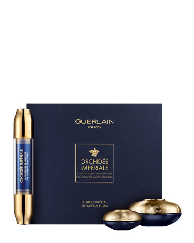 Orchidee Imperiale 2018 Luxury Ritual Set