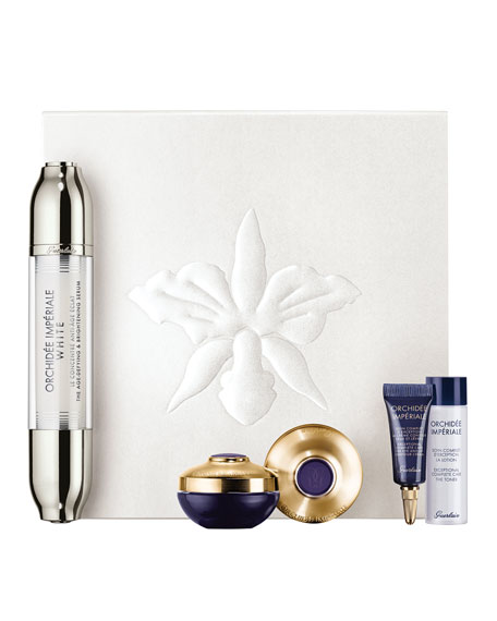 Guerlain Limited Edition 2018 Orchid??e Imp??riale Brightening Set