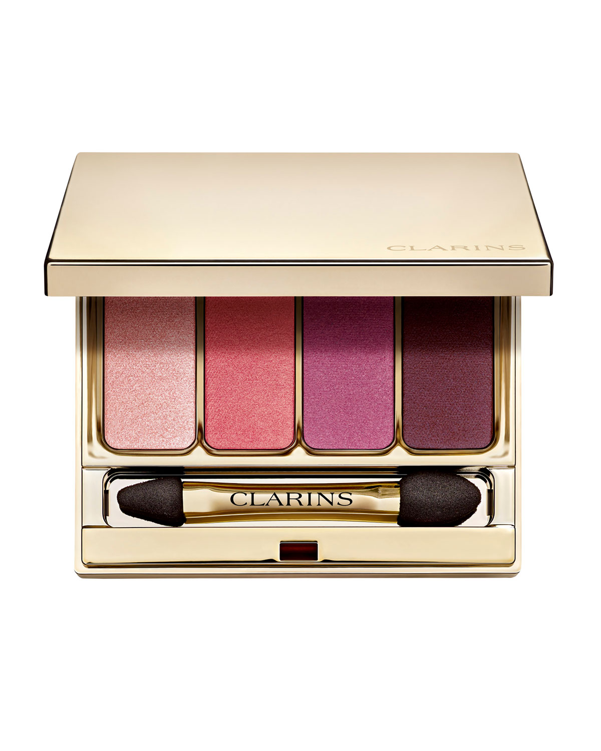 Clarins Colour Definition Fall 2011 Makeup Collection: Clarins 4 Color Eyeshadow Palette