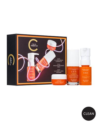 C. E. O. Vitamin C Kit