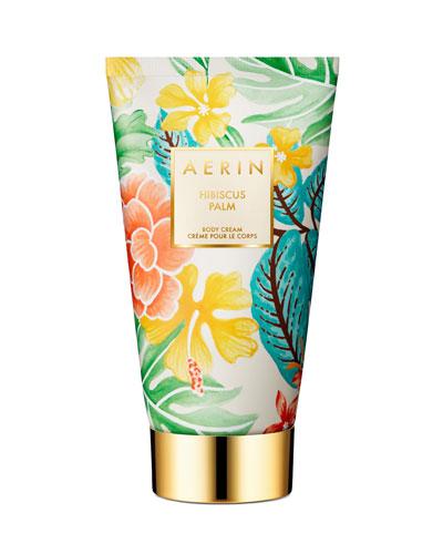 Hibiscus Palm Body Cream  5.0 oz./ 147 mL