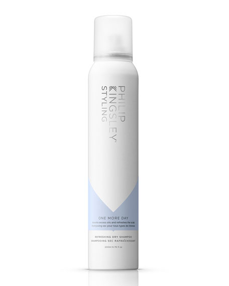 Philip Kingsley One More Day Dry Shampoo, 6.7