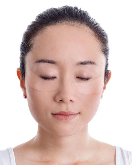 Eye Wrinkles Smoothing Kit – Silicone Pads