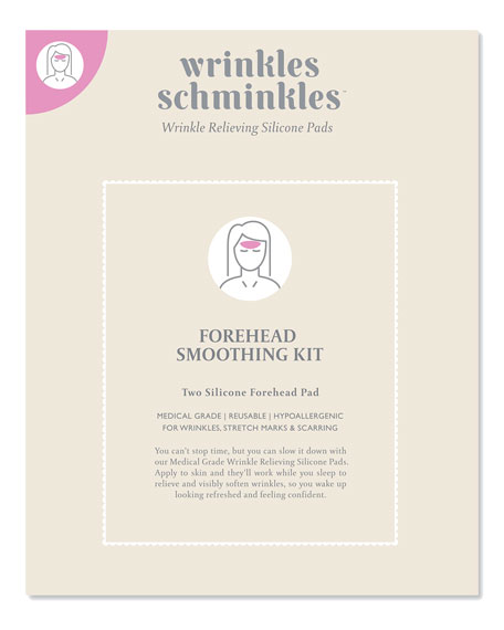 Forehead Smoothing Kit – Silicone Pads