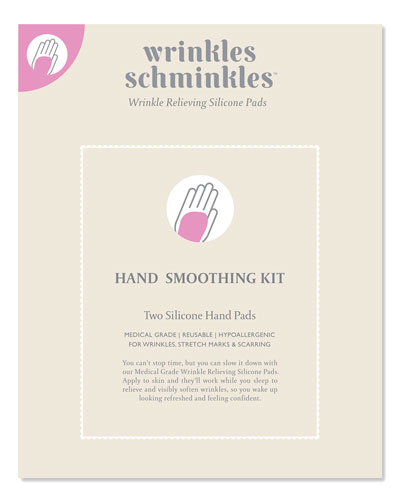 Hand Wrinkles Smoothing Kit – Silicone Pads