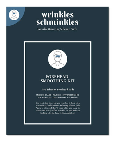 Men's Forehead Smoothing Kit – Silicone Pads