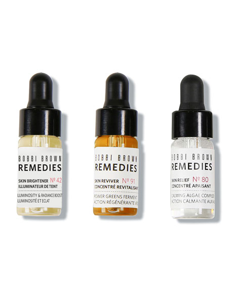Bobbi Brown Limited Edition Remedies Brightening Rescue Kit