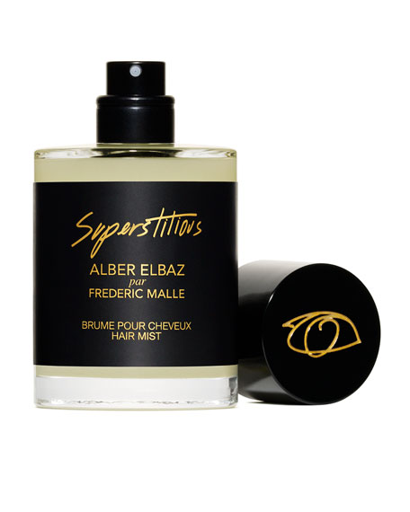 Superstitious Alber Elbaz Hair Mist, 3.4 oz./ 100 mL