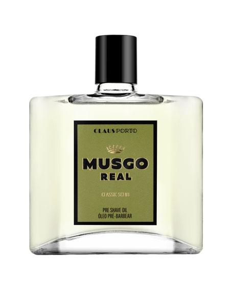 Musgo Real Classic Scent Pre-Shave Oil, 3.4 oz./