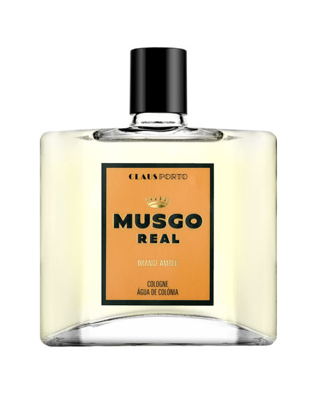 Musgo Real Claus Porto Orange Amber Eau de
