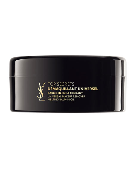 Yves Saint Laurent Beaute Top Secrets Universal Makeup