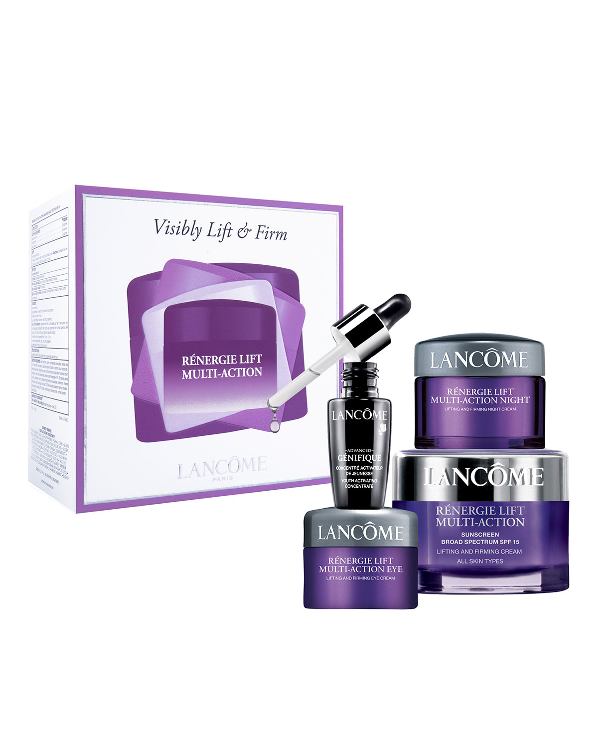 The Rénergie Lift Multi-Action Set to Visibly Lift & Firm