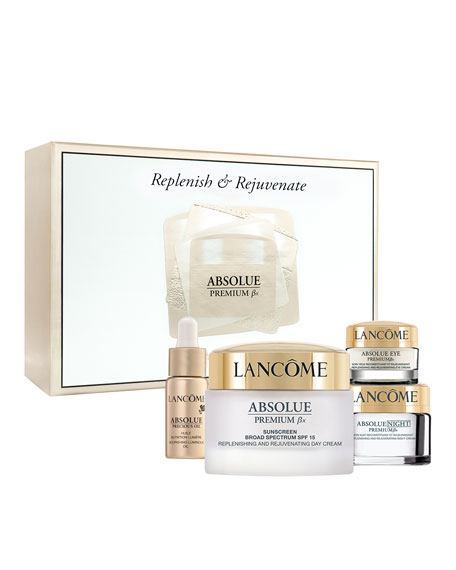 The Absolue Set to Replenish & Rejuvenate