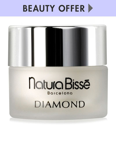 Yours with any $75 Natura Bisse Purchase