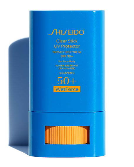 Clear Stick UV Protector Broad Spectrum SPF 50+, 0.52 oz./ 15 g