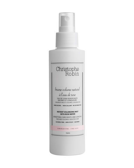 Christophe Robin Instant Volumizing Mist with Rosewater, 5.0