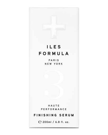Iles Formula Iles Formula Finishing Serum, 6.8 oz./ 200 mL