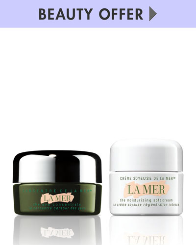 Yours with any $500 La Mer Purchase—Online only*