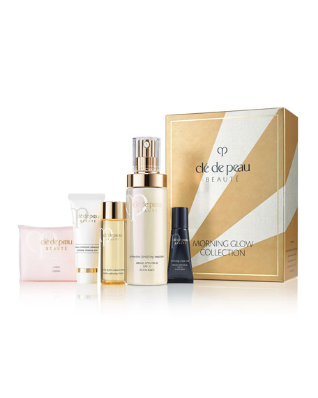 Cle de Peau Beaute Morning Glow Collection
