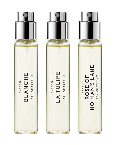 La Selection Florale, 3 x 0.4 oz./ 12 mL