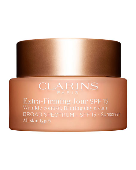Clarins Extra-Firming Wrinkle Control Firming Day Cream Broad