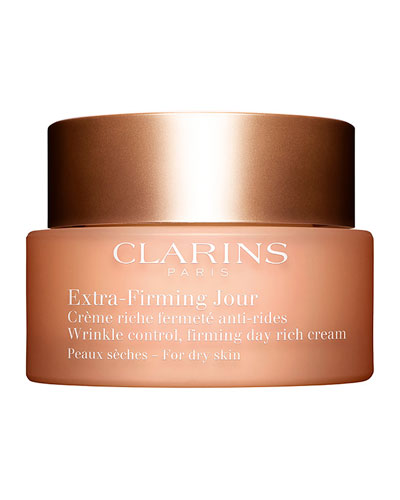 Extra-Firming Wrinkle Control Firming Day Cream – Dry Skin