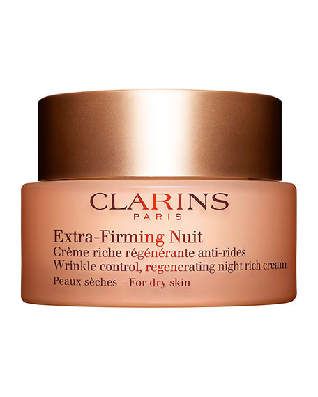 Clarins Extra-Firming Wrinkle Control Regenerating Night Cream ??