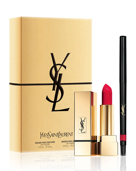 Yves Saint Laurent Beaute Limited Edition Red Lip