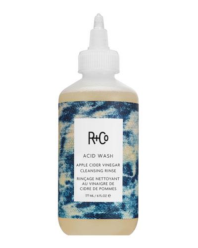 Acid Wash ACV Cleansing Rinse, 6 oz./ 177 mL