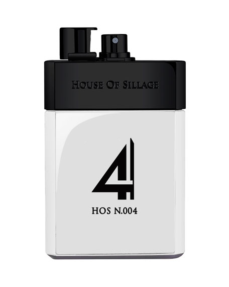 House of Sillage Signature HOS N. 004 for