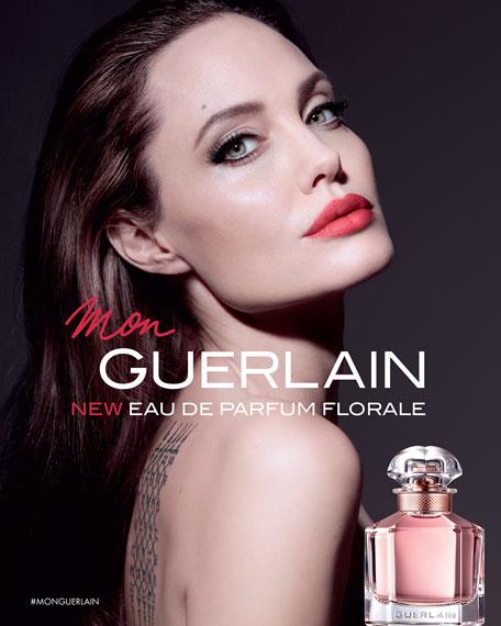 Mon Guerlain Eau de Parfum Florale Spray, 1.7 oz./ 50 mL